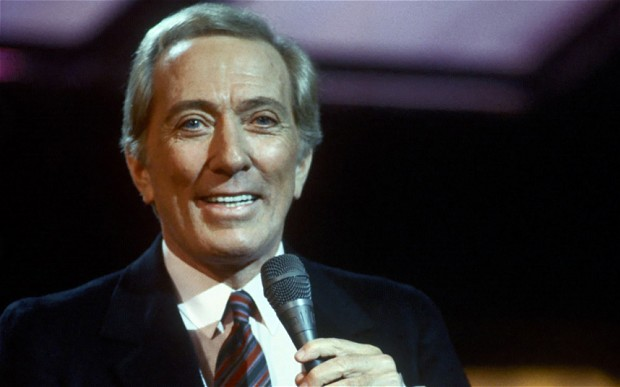 ANDY WILLIAMS - HOLIDAY SONGS 1003