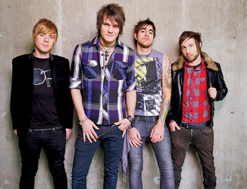 Boys Like Girls 1001