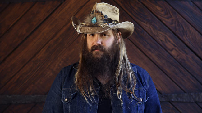 CHRIS STAPLETON 1007