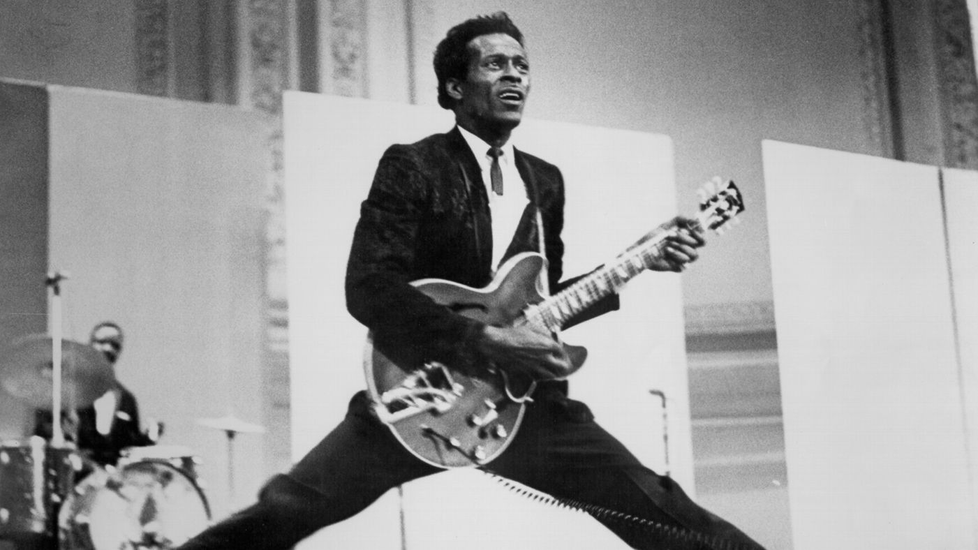 CHUCK BERRY - HOLIDAY SONGS 1000