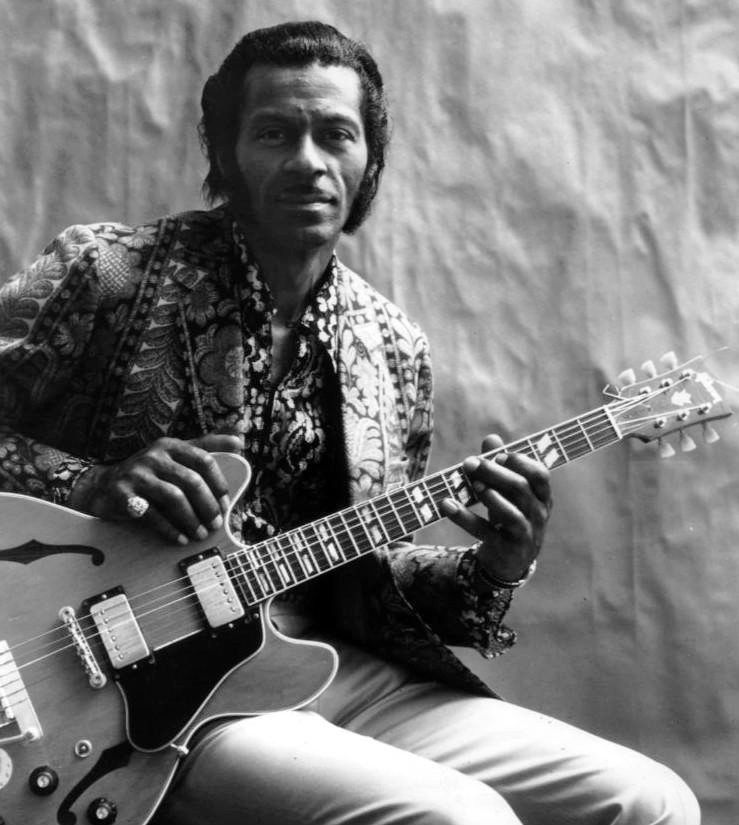 CHUCK BERRY - HOLIDAY SONGS 1002