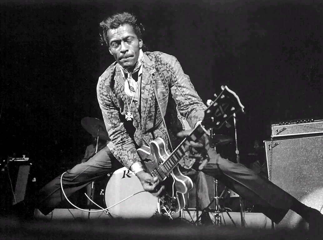 CHUCK BERRY - HOLIDAY SONGS 1003