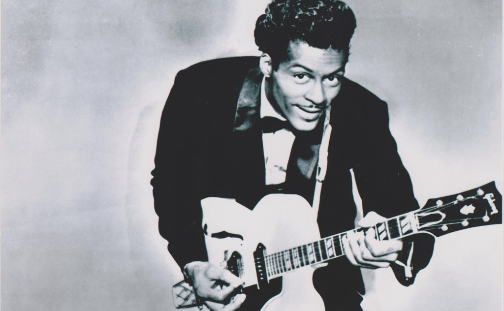CHUCK BERRY - HOLIDAY SONGS 1004