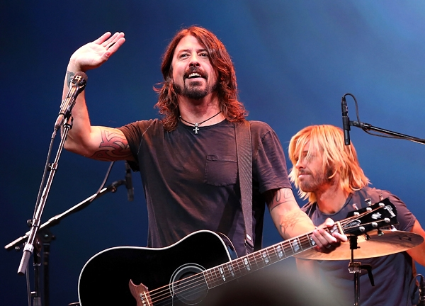 Foo Fighters 1000
