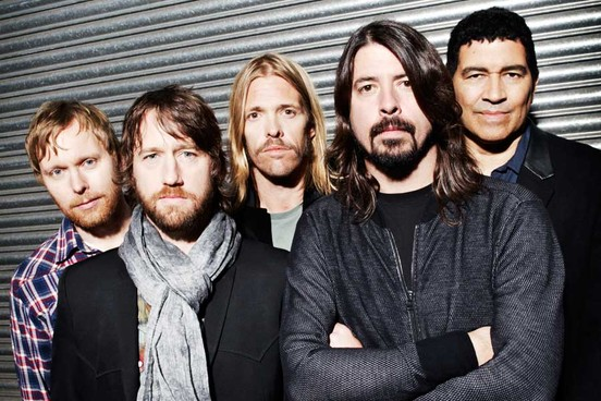 Foo Fighters 1009