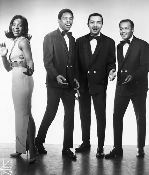 Gladys Knight & The Pips 1000