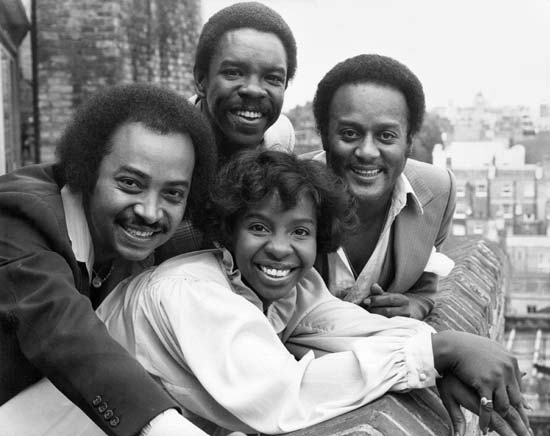 Gladys Knight & The Pips 1001