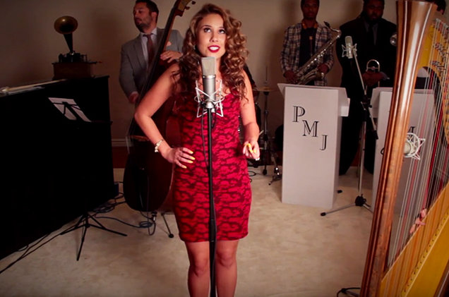 HALEY REINHART 1003