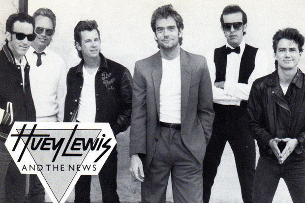Huey Lewis And The News 1000