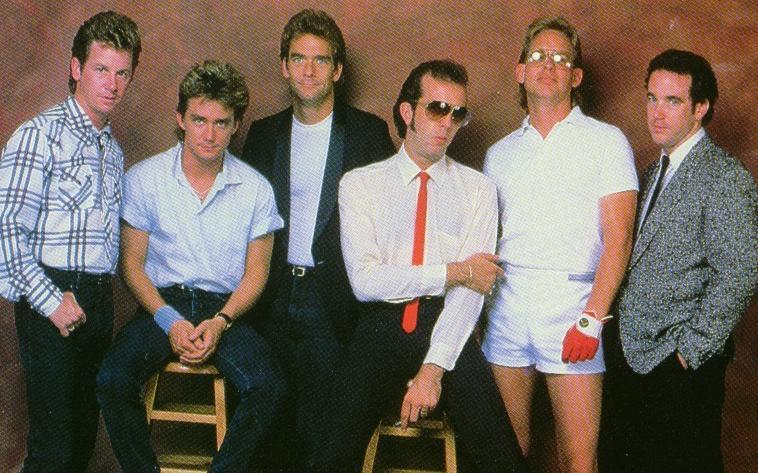 Huey Lewis And The News 1006