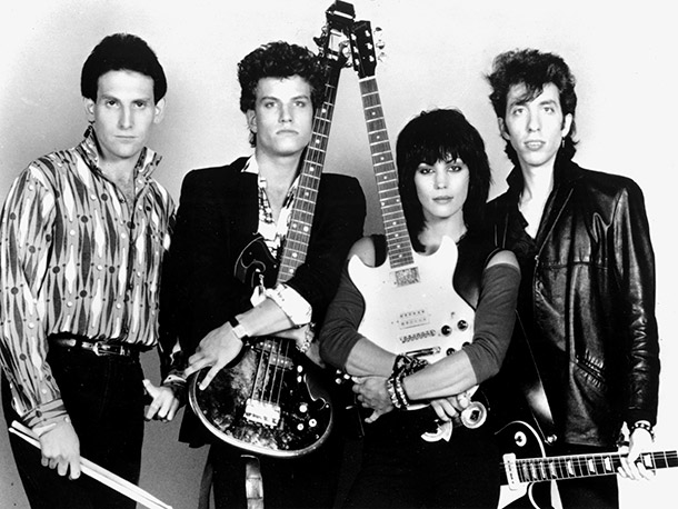 Joan Jett And The Blackhearts 1002