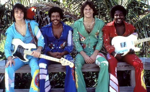 Kc And The Sunshine Band 1002