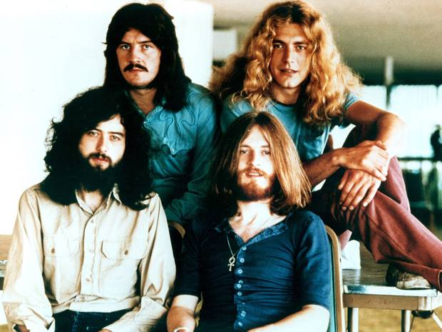 Led Zeppelin 1001