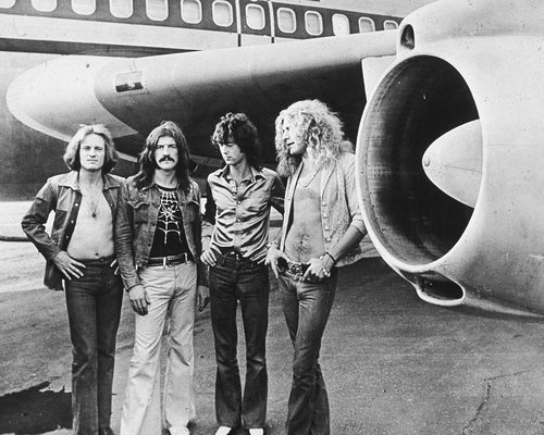 Led Zeppelin 1007