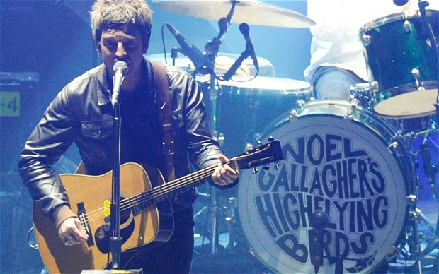 NOEL GALLAGHERS HIGH FLYING BIRDS 1001