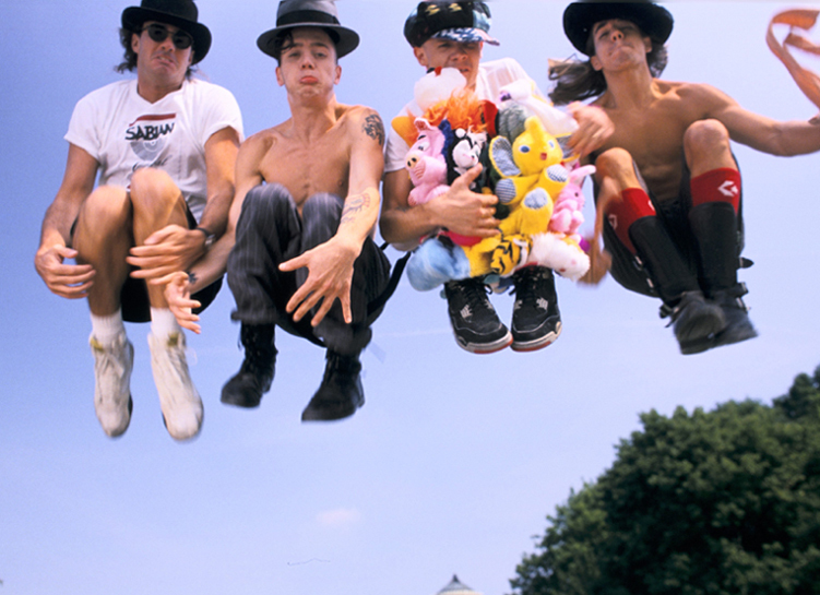 Red Hot Chili Peppers 1002
