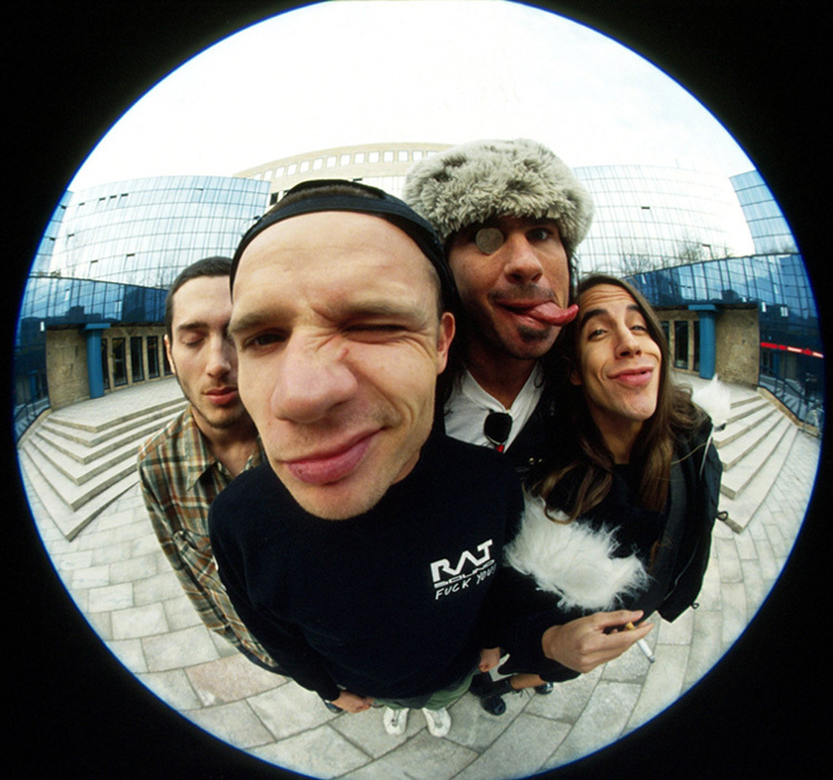 Red Hot Chili Peppers 1003