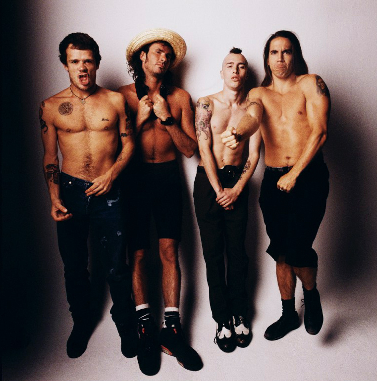 Red Hot Chili Peppers 1004
