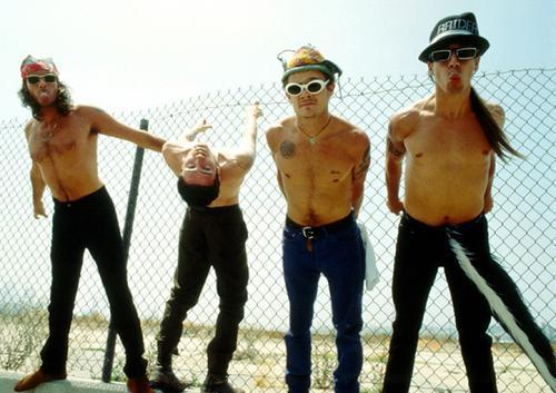 Red Hot Chili Peppers 1005