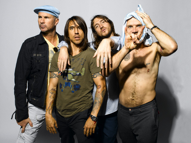 Red Hot Chili Peppers 1006