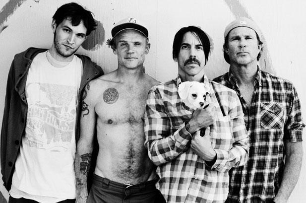 Red Hot Chili Peppers 1008