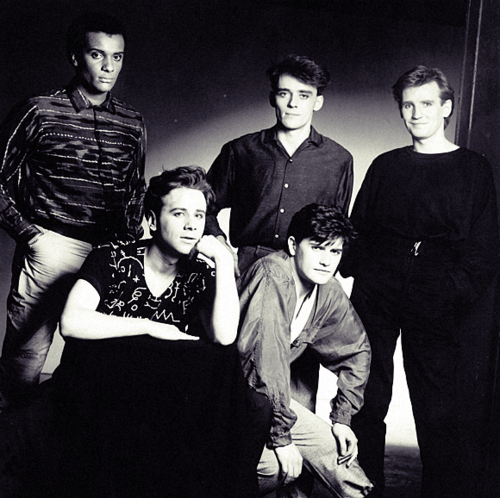 SIMPLE MINDS 1001
