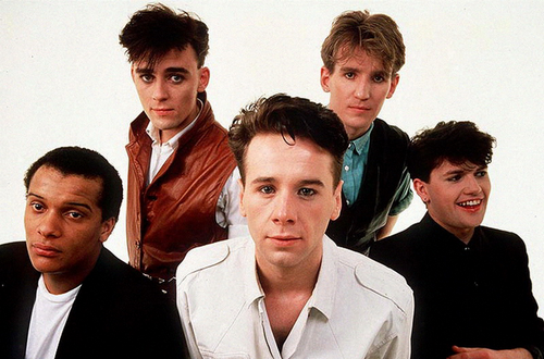 SIMPLE MINDS 1004