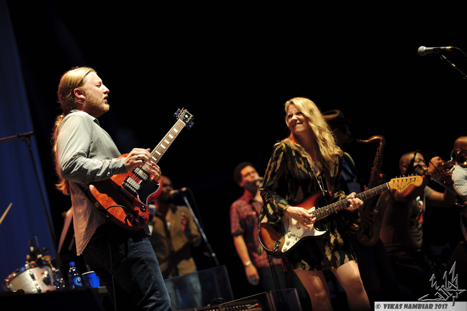 TEDESCHI TRUCKS BAND 1000