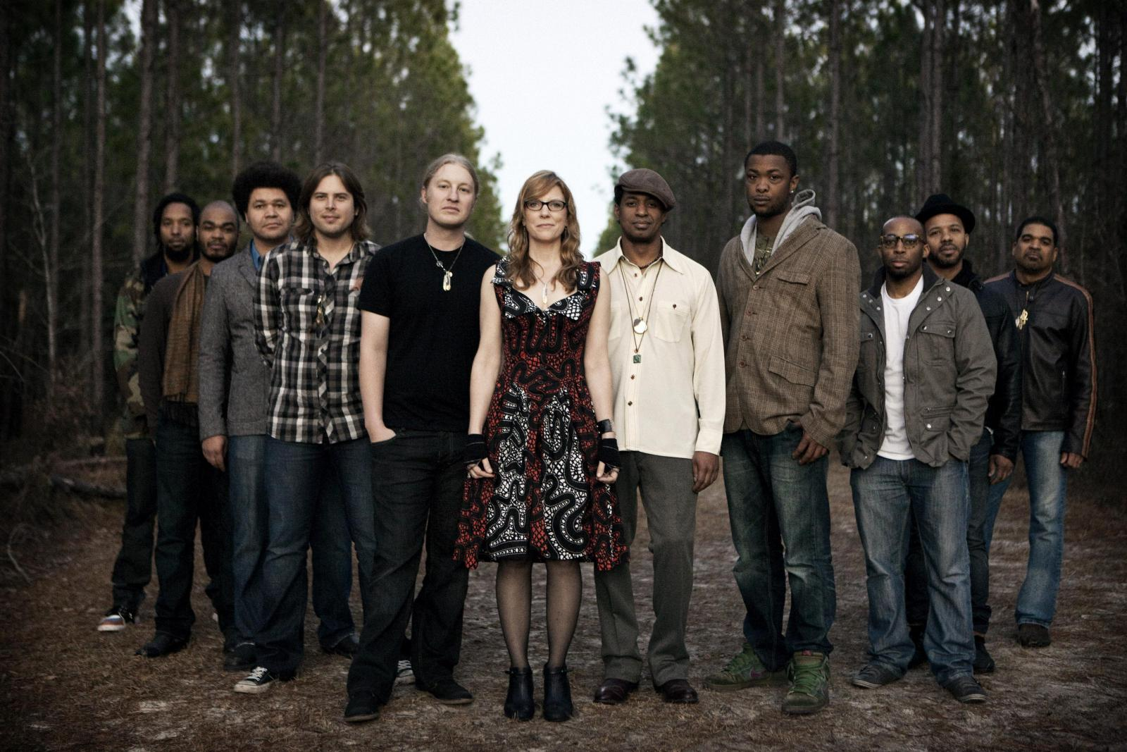 TEDESCHI TRUCKS BAND 1001