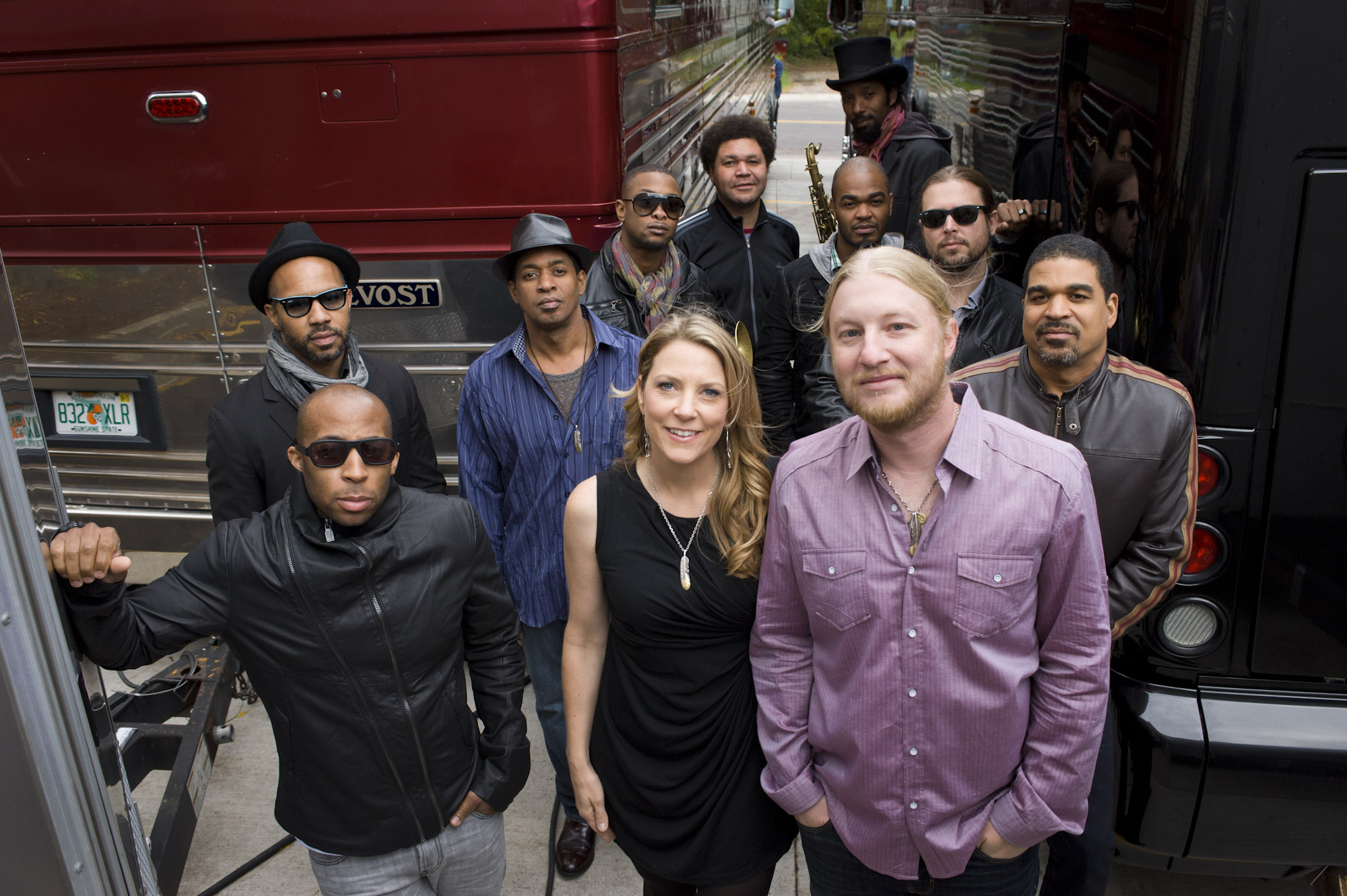 TEDESCHI TRUCKS BAND 1002