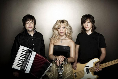The Band Perry 1000