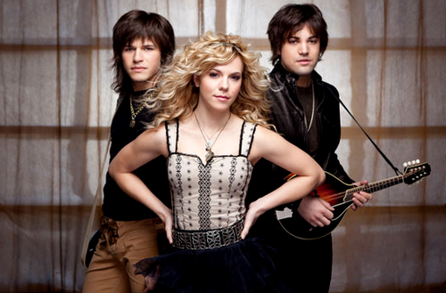 The Band Perry 1001