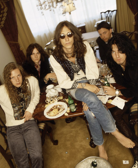 The Black Crowes 1000