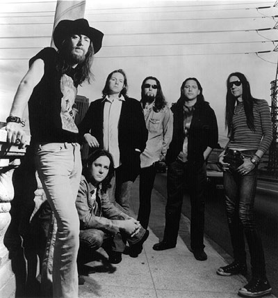 The Black Crowes 1003