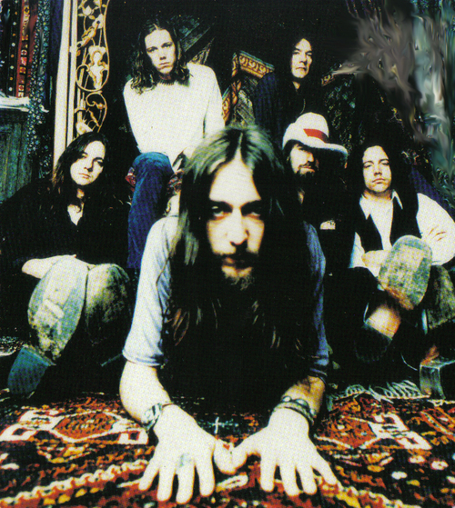 The Black Crowes 1006