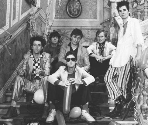 The Boomtown Rats 1007