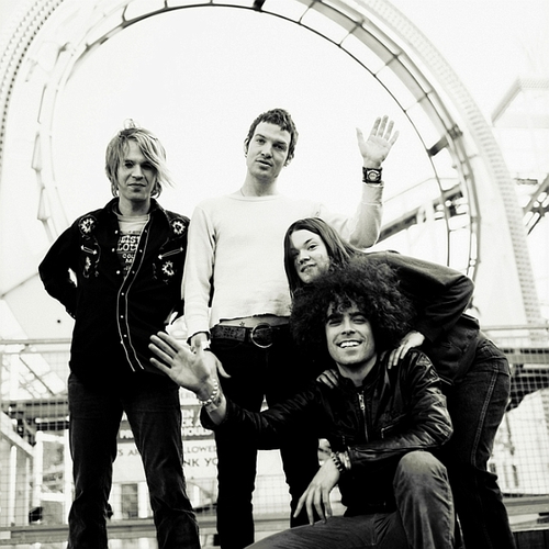 The Dandy Warhols 1004
