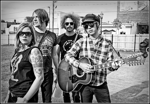 The Dandy Warhols 1005
