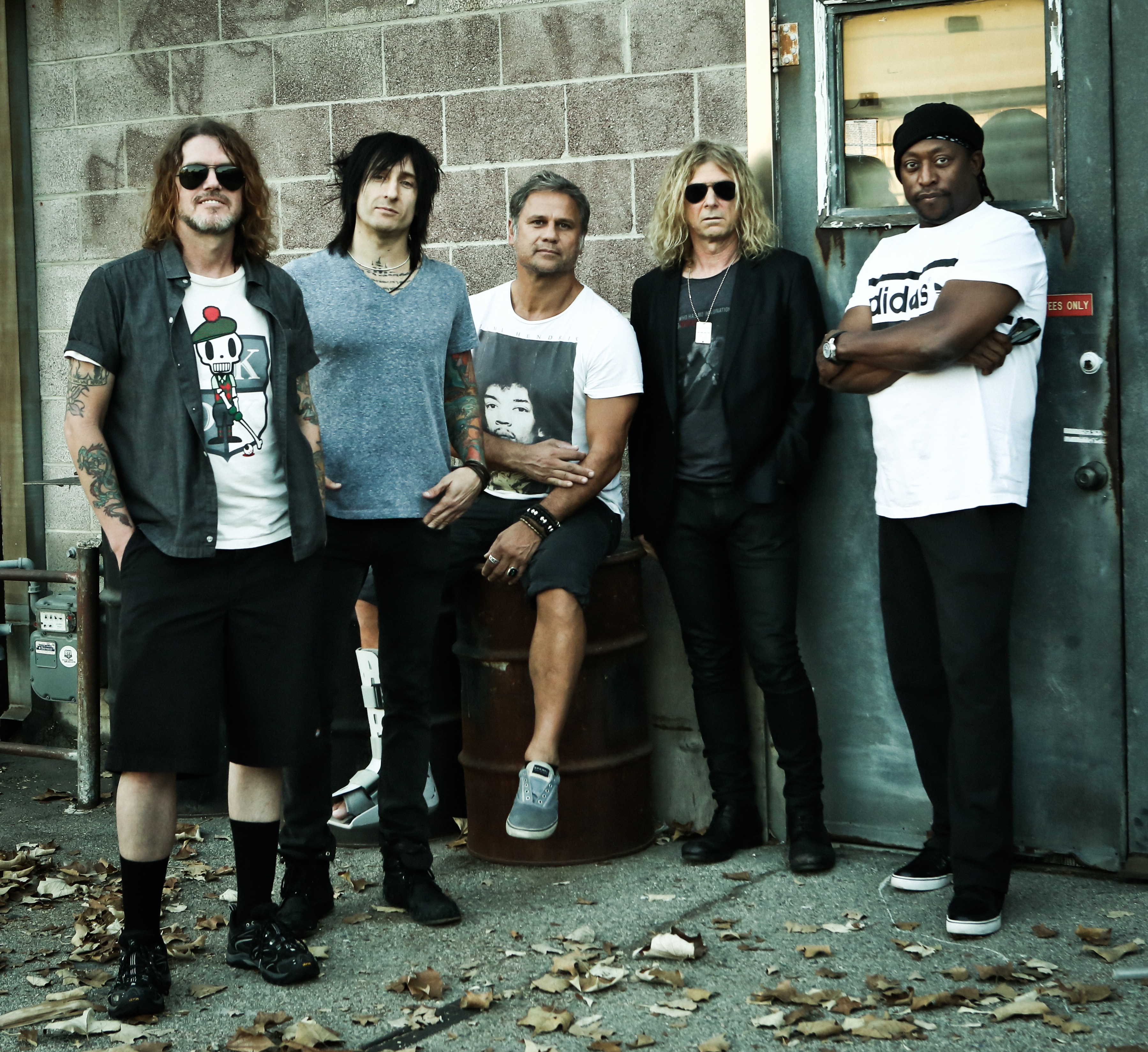 The Dead Daisies 1008