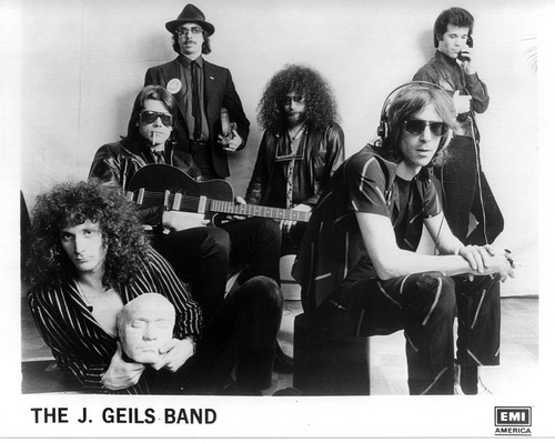 The J. Geils Band 1005