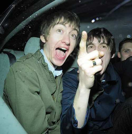 The Last Shadow Puppets 1005