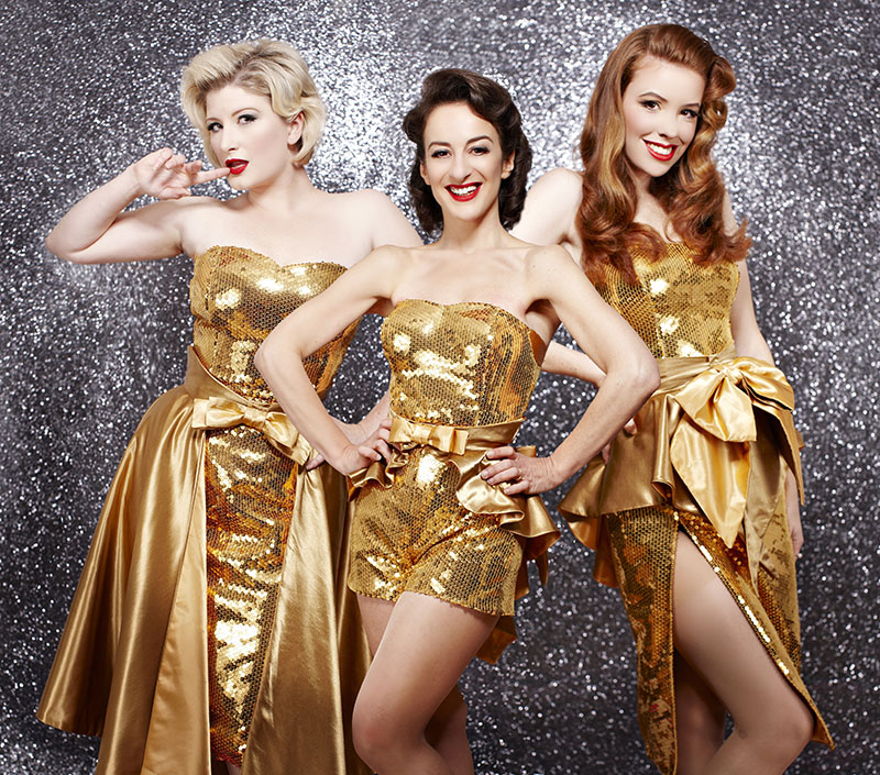 THE PUPPINI SISTERS HOLIDAY SONGS 1006