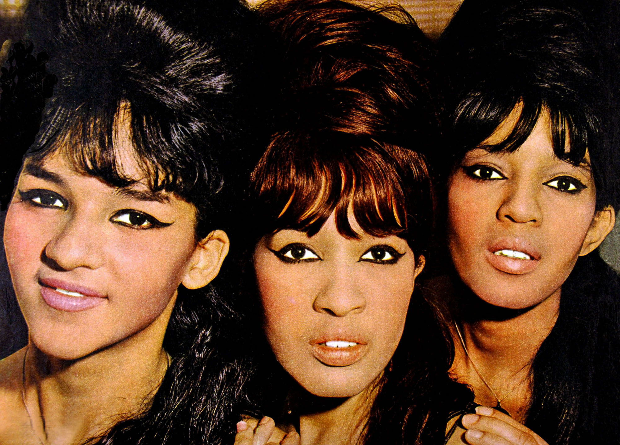 THE RONETTES HOLIDAY SONGS 1004