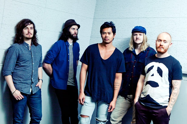 THE TEMPER TRAP 1008