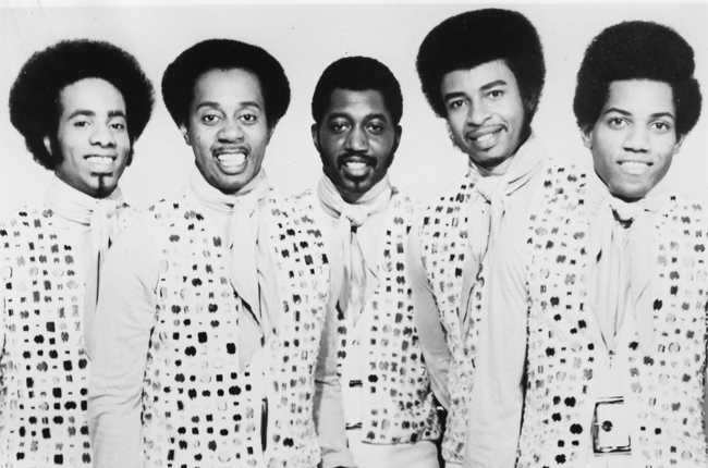 The Temptations 1000