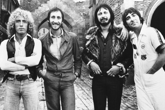 THE WHO 1005
