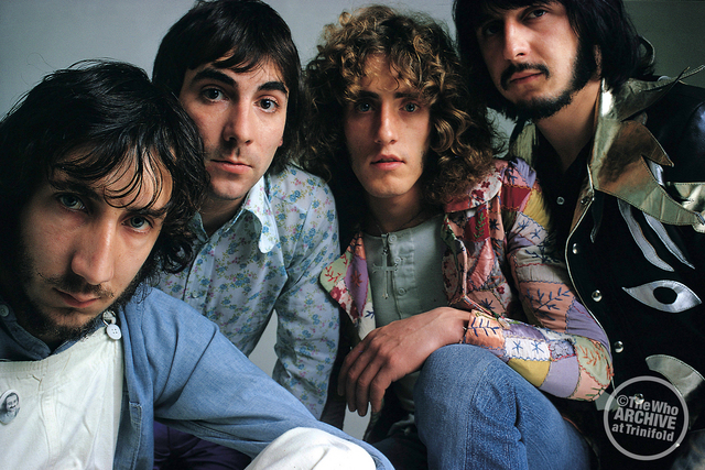 THE WHO 1007