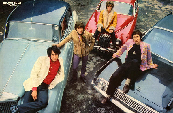 THE WHO 1008