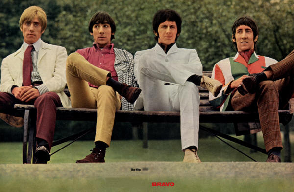 THE WHO 1009