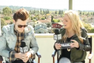 Nick Santino of A Rocket To The Moon -- Funny 20 Questions Game!